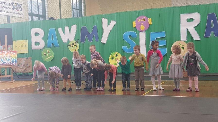 Międzynarodowy Dzień Osób Niepełnosprawnych w Szkole nr 7