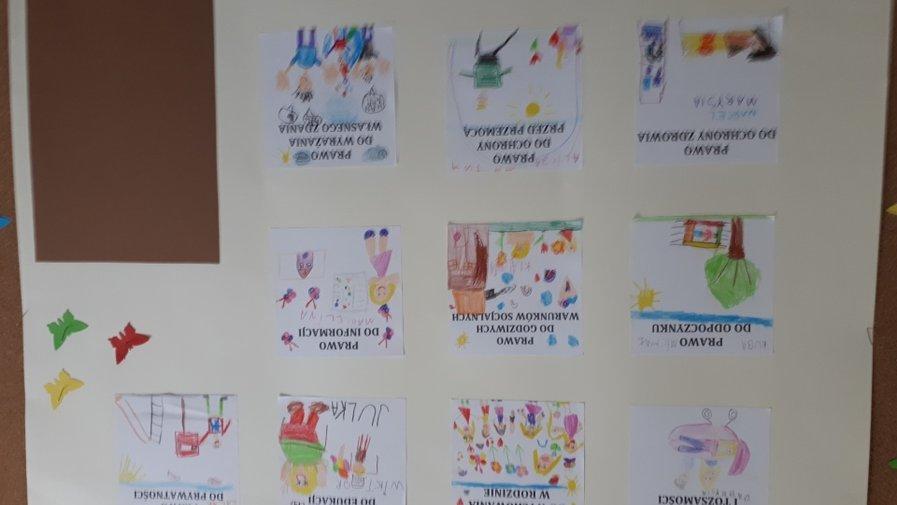 Ogólnopolski Dzień Praw Dziecka u Przyjaciół Krzysia