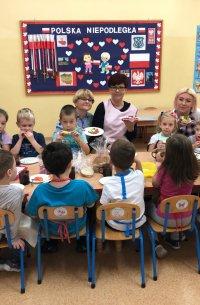 Dzień zdrowego odżywiania u Kubusiowych Zuchów